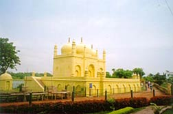 yellow-mosque